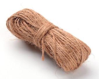 Hemp Yarn, Peru, 18 grams about 20 meters