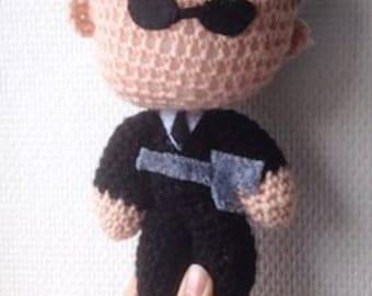 Agent K - Men in Black