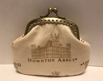 Downton Abbey Coin Purse