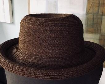 Authentic. Kaminski Raffia Hat