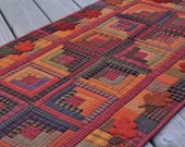 Cozy Cabins Quilt Pattern...