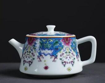 7oz Gong Fu Tea Teapot