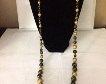 SALE!!!!!! 50% OFFBeaded Long Necklace