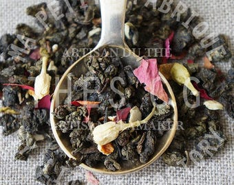 Turkish delight OASIS: The fruity oolong for evening wear