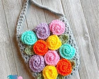 Floral Purse Pattern