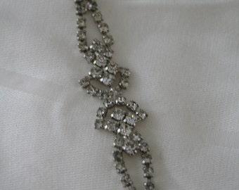 Simply Stunning Rhinestone Bracelet