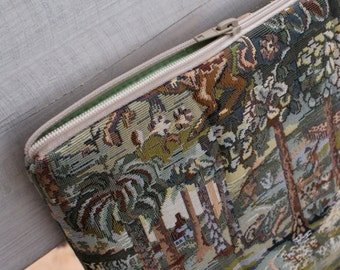 Laptop Sleeve Case for 13 inch macbook/ tapestry