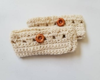 Boot Cuffs // Crochet Boot Cuffs // Crochet Cuffs