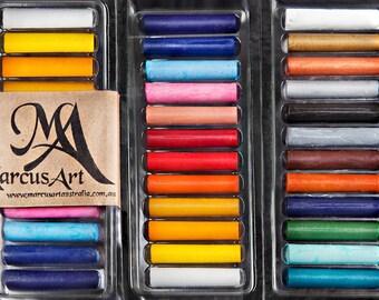 Marcus Art Oil Pastels 24 Colour Set