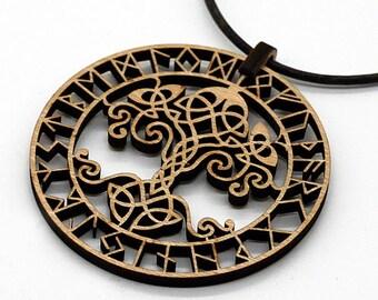 YGGDRASIL Chain Pendant