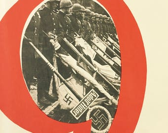 Original World War 2 Propaganda Print #21