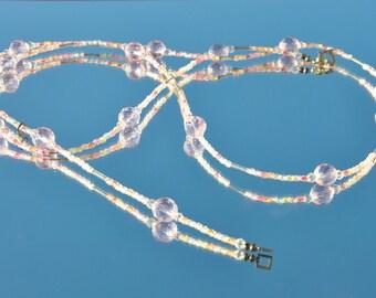 Pink Bubbles Belly Chain Bikini Belt