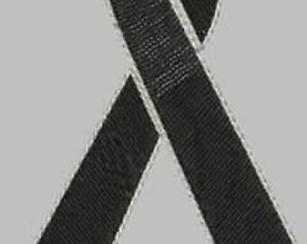 Michael Jackson Tribute Ribbon Embroidery Design