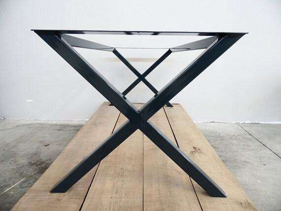 Good 28H X 35 W X Length 52 X Frame Table Legs