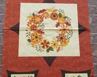 Moda - Beauty Fall By Sandy Gervais  -   Beauty Fall Panel Red Maple 17880 16