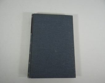 Vintage 1952 Britannica Great Books of the Western World Vol 25 Hardcover book -  The Essays - Montaigne