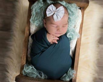 Newborn Box Bed Photo Prop