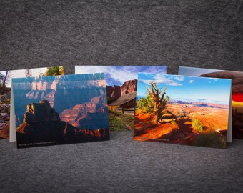 10 pack of 5x7 Scenic Landscape Notecards w/envelopes