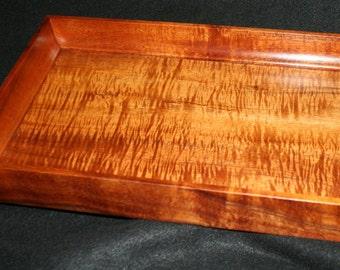 Hawaiian Curly Koa Valet/Jewelry Box