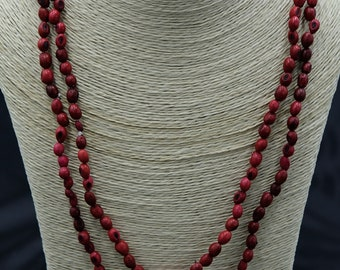 Women's Seed Necklace from Africa
