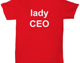 Lady ceo - t-shirt
