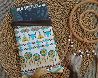 "Paperback-Booksleeve ""Indian Spirit"""