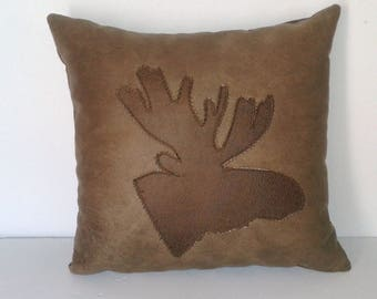 "faux leather for a cushion style ""ranch"" or ""Trapper"""