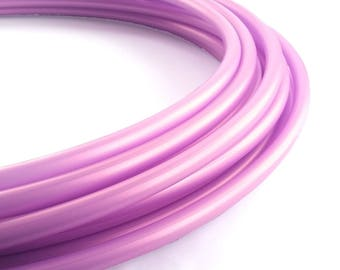 Hula Hoop Jellyfish Puple  3/4 Polypro Hula Hoop// Customizable// Light Weight//Trick Hoop//Dance Hoop