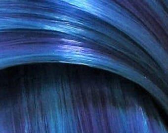 PREORDER LARGE Glory Blend Nylon Doll Hair for OOAK, Custom Monster High, My Little Pony