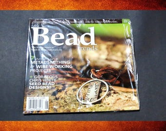 Bead Trends Magazine - Wedding, Metal Smithing, Seed Bead Designs, and Torch-Fired Enamel.  #BOOK-002