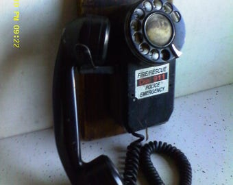 1940's AUTOMATIC ELECTRIC Monophone Telephone