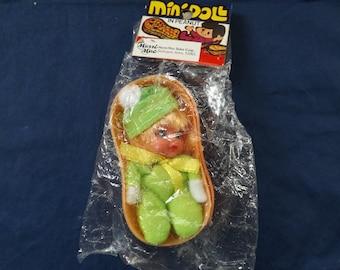 Mini Doll in Peanut