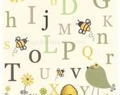Nursery wall art Decor, A...