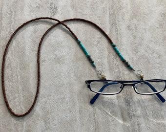 Boho Beaded Glasses Lanyard