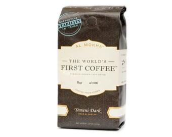 Yemeni Dark Coffee
