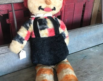 Unusual Raggedy Andy Doll |  All Plus Raggedy Andy 1960s