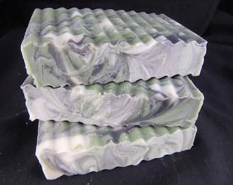 Cabin Fever soap