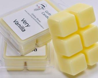 Very Vanilla Scented Wax Melt
