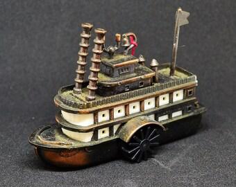 Steamboat Pencil Sharpener
