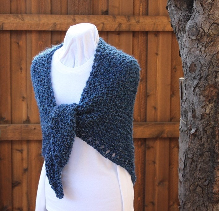 Knit Shawl Pattern, Prayer Shawl Patterns, Knitted Shawl Pattern ...