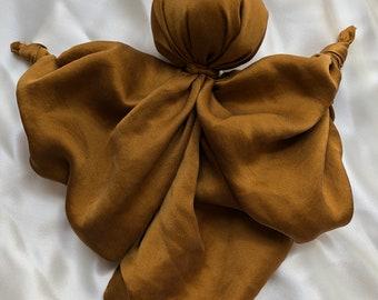 simple silk doll