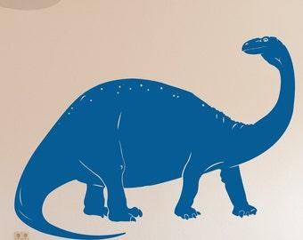 Brontosaurus - Dinosaur Vinyl Wall Decal
