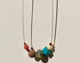 Thunderstorm Necklace