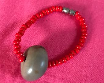Ojo De Venado Bracelet Baby Protective Bracelet Deers Eye