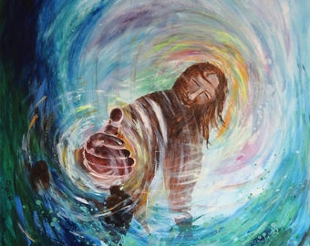 Salvation#oil painting