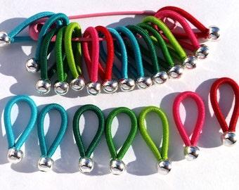 Choose size - 'Glastenbury' - soft flexible FLOOPS knitting stitch markers