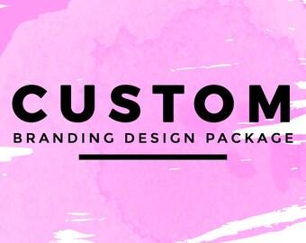 Premium Branding Design Package | Logo Design | Watermark Design | Business Card Design | Facebook Design | Email Signature | Branding Set
