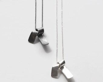 Long Twist Necklace