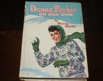 Vintage Donna Parker Book