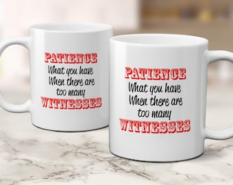 Coffee Mug - Funny Coffee Mug - Coffee Mug For Men - Valentine's Gift - Funny Gift - Mugs With Sayings - Coffee Mug Friends- Funny Mug